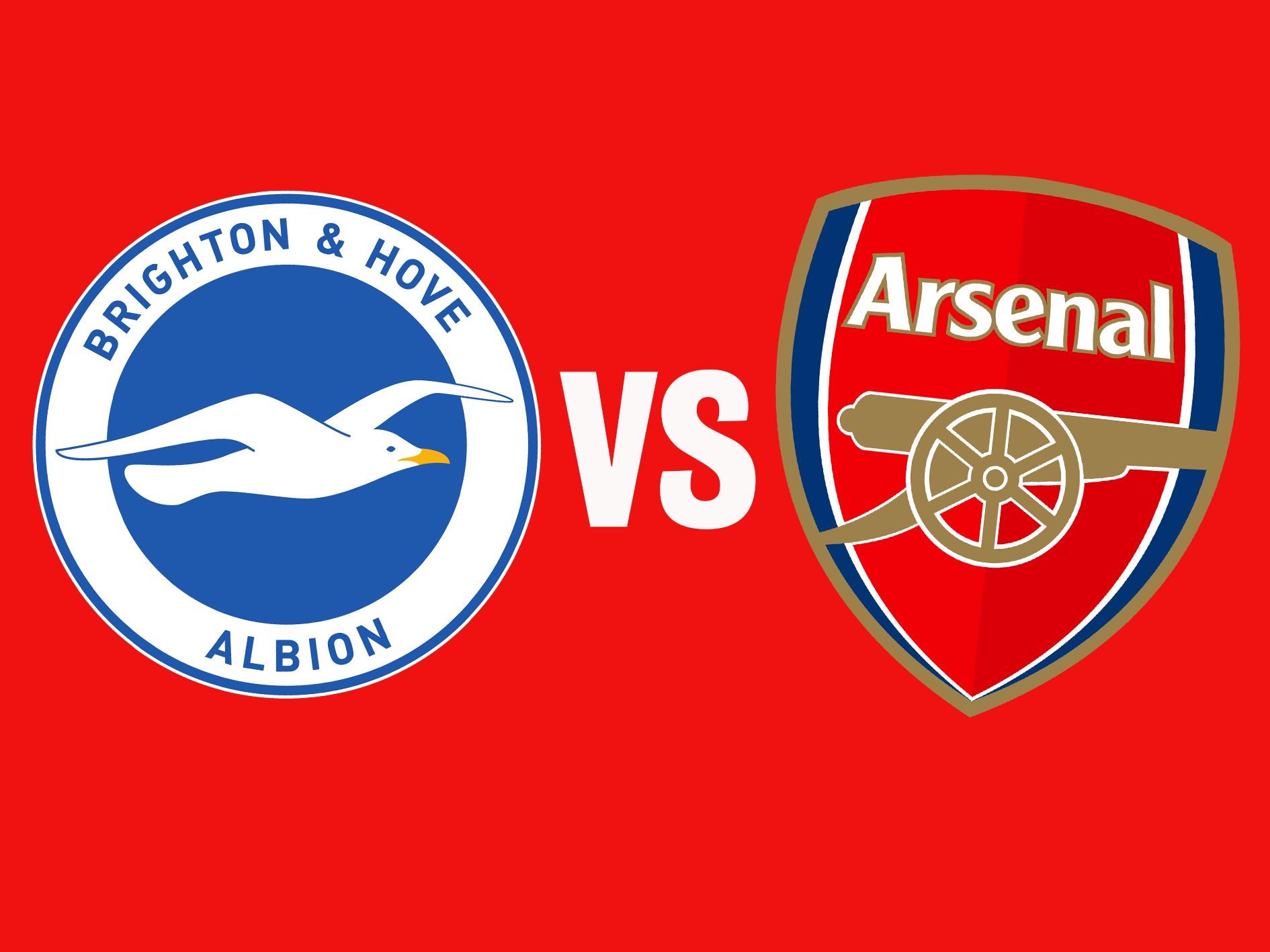 Brighton Arsenal
